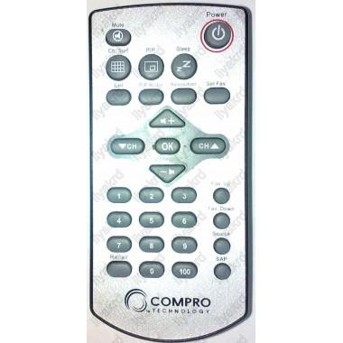 Пульт COMPRO V150F, V220F (аналог)