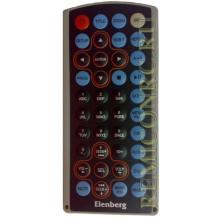 Пульт ELENBERG DVD AUTO  (АНАЛОГ в другом корпусе)