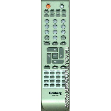 Пульт ELENBERG DVDP-2444 (АНАЛОГ в другом корпусе)