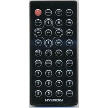 Пульт HYUNDAI H-LCD701 AUTO TV (аналог)