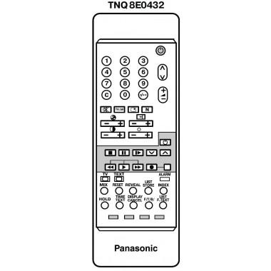 Пульт PANASONIC TNQ8E0432 (аналог)