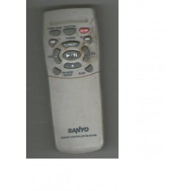 Пульт SANYO RB-DA1160 (аналог)