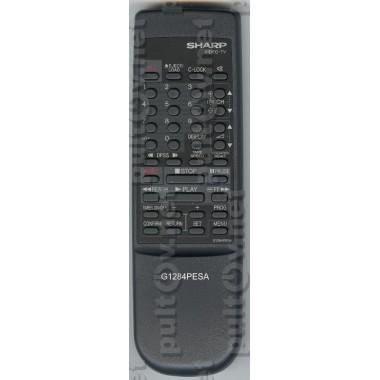 Пульт SHARP G1284PESA (аналог)