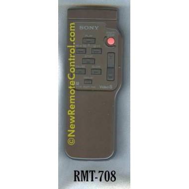 Пульт SONY RMT-708 (аналог)