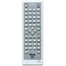 Пульт VITEK DVD10, DVD8 (аналог)