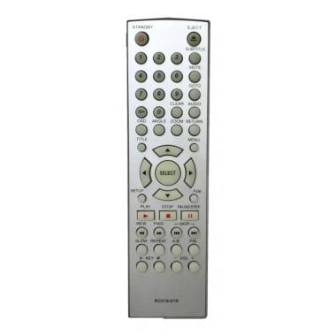 Пульт BBK RC019-01R DVD плеер корпус ориг ic