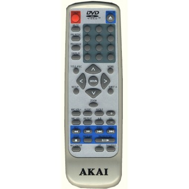 Пульт Akai KZG-201 (АНАЛОГ в другом корпусе)