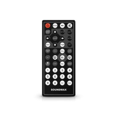 Пульт SOUNDMAX 002 (аналог)