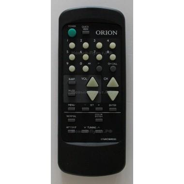 Пульт Orion 076R0QZ011 (аналог)