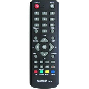 Пульт D-Color DC1002HD mini ic DVB-T2