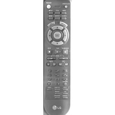 Пульт  LG DVD-3200 ic