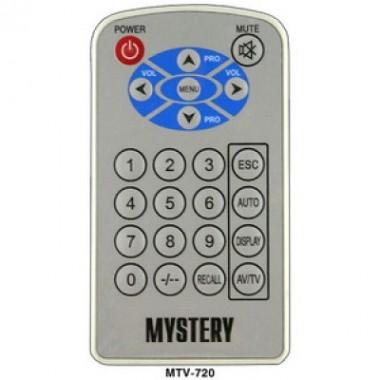 Пульт MYSTERY MTV-720 (аналог)