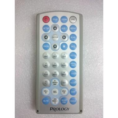 Пульт  Prology DVD-515U (АНАЛОГ в другом корпусе)