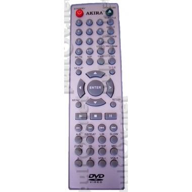 Пульт AKIRA DVD-2103DR (аналог)