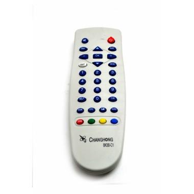 Пульт DVB SAT BK3B-C1, BK6A-C2  (АНАЛОГ в другом корпусе)