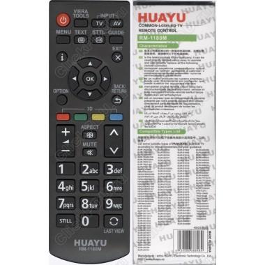 Пульт Huayu Panasonic RM-1180M корпус пульта как N2QAYB000815 VIERA LCD TV 3 D