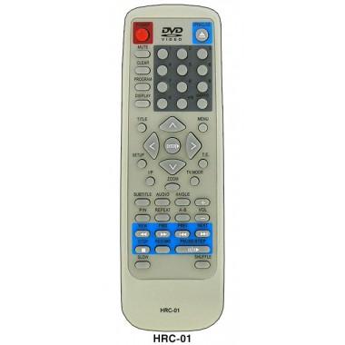 Пульт Rolsen HRC-01 DVD plaer