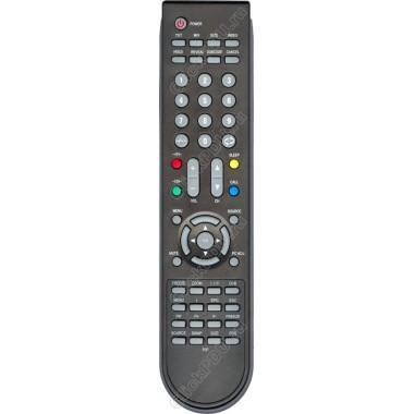 Пульт Elenberg  TECHNO BT-0455M LCD TV  (АНАЛОГ в другом корпусе)