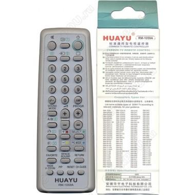 Пульт Huayu Sony RM-1059  корпус GA002 универсальный пульт