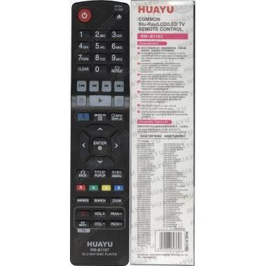 Пульт Huayu LG RM-B1167 BLU-RAY PLAYER