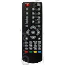Пульт Oriel DVB-t2 черный