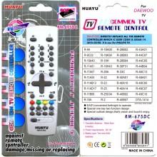 Пульт Huayu Daewoo TV RM-675DC  корпус  R49C10 универсальный пульт ic