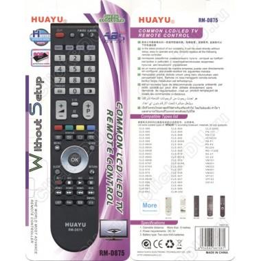 Пульт Huayu Hitachi RM-D875  в корпусе CLE-999 универсальный TV ic