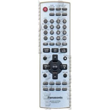 Пульт Panasonic N2QAJB000137 ic AUX 5 DISC