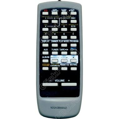 Пульт Panasonic N2QAGB000022/021 JAVA ic