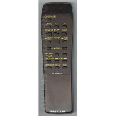 Пульт Panasonic EUR571110 ic  VCR