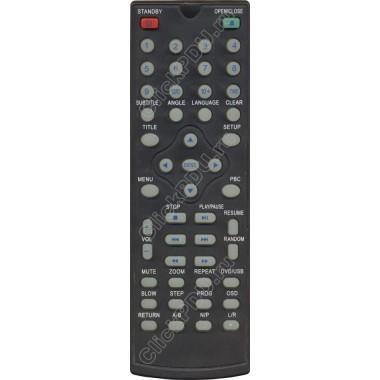 Пульт IZUMI WS-528 ic DVD