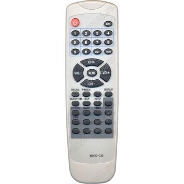 Пульт Rolsen KEX1D-C23   TV (ic) белые