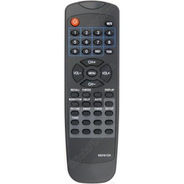 Пульт Rolsen KEX1D-C23 TV (ic) черные