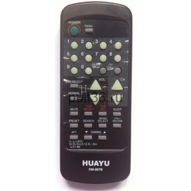 Пульт Huayu Orion RM-007B  корпус 076L078090 универсальный пульт