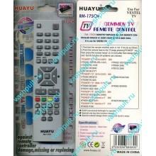 Huayu Vestel RM-175CH  корпус RC 2440 универсальный пульт