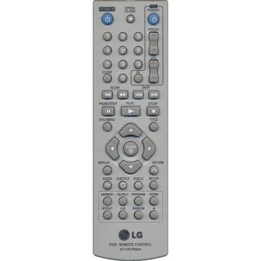 Пульт LG 6711R1P089A DVD не оригинальный  корпус
