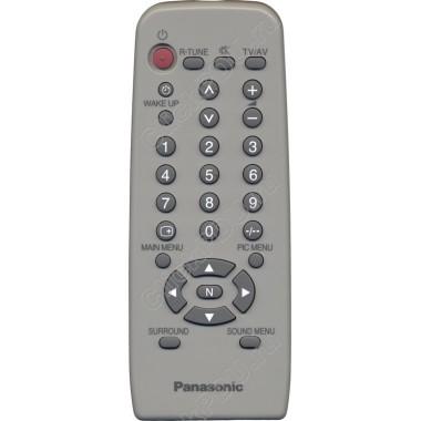 Пульт Panasonic N2QAGB000036 orig  (TNQ4G0402)