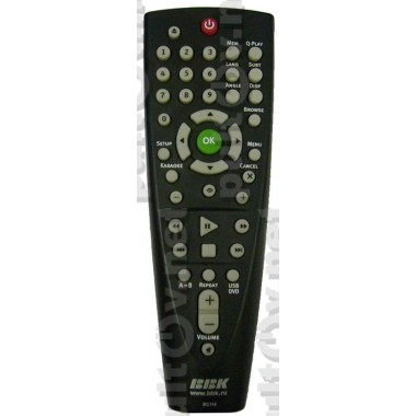 Пульт BBK RC-116 DVD плеер ic