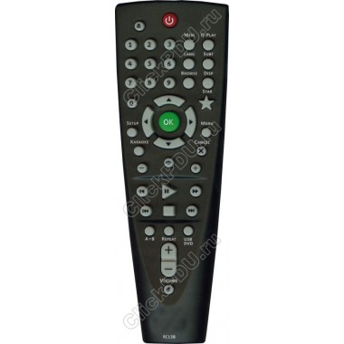 Пульт BBK RC138 (RC-DVP101) ic DVD