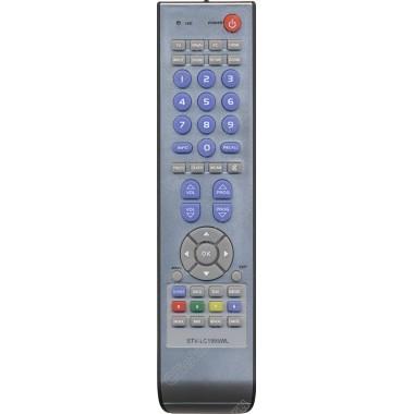 Пульт Elenberg LTV-2231/SUPRA STV-LC1995WL ic как оригинал LCD TV (shivaki LCD-3262)