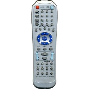 Пульт Elenberg RC-D010E /Akai DV-P4760KDSM  ic DVD