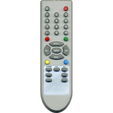 Пульт Erisson HOF 08 B 311 H-TV1410/1406  /1407/1408 HDF07A590 /21F5/21UF20/14U15 ic