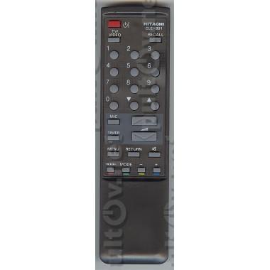 Пульт Hitachi CLE-891  ic