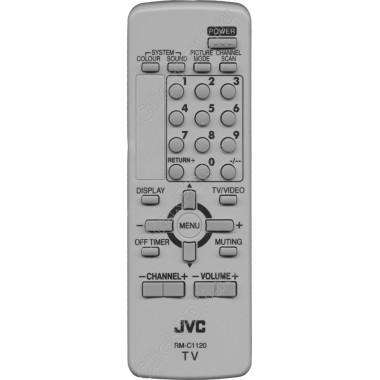 Пульт JVC RM-C1120 ic как оригинал