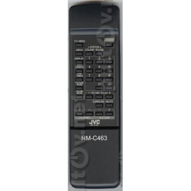 Пульт JVC RM-C463 ic