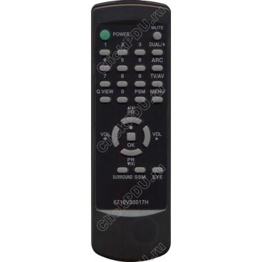 Пульт LG 6710V00017H как оригинал ic