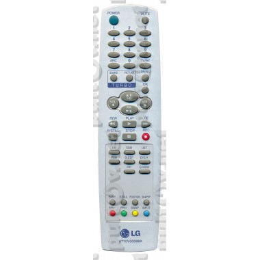 Пульт LG 6710V00088A=77z+pip  ic