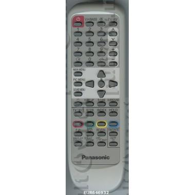 Пульт Panasonic EUR646932 ic