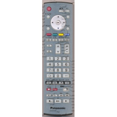 Пульт Panasonic EUR7635040 как orig  ic LCD TV PIP