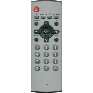 Пульт Panasonic EUR7717030 ic  с крестом
